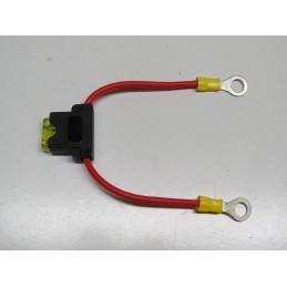 PF01 porte fusible unitaire enfichable