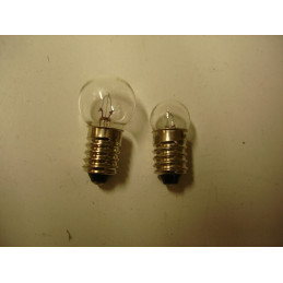 L1240 Lampe témoin à vis E10 4 W 12 Volts