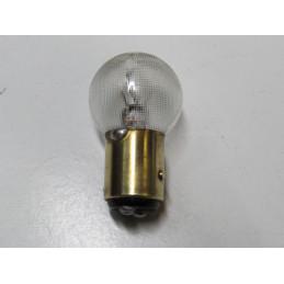 L2407 Lampe sphèrique BAY15d ergots décalés 18/4 W 24 V