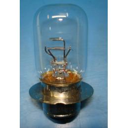 """Lampe P22D 6 Volts 35/35 W à collerette type """"Lucas"""""""