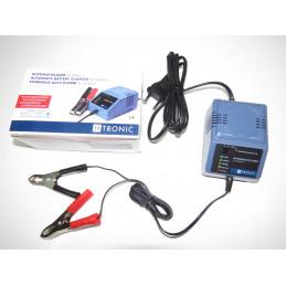 CMB02 Chargeur automatique 6 et 12 Volt 0,6 A
