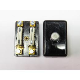 BFN2 boitier 2 fusibles stéatite