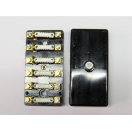 BFN6 boitier 6 fusibles stéatite