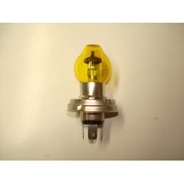 L0659 Lampe H4 60/55 W jaune 6 volts culot CE