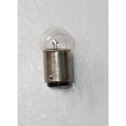 L0663 Lampe graisseur BA15d 5 W 6 Volts 2 plots 1 fonction