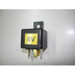 RE02 relais 6 volts