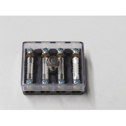 BFS4 boitier 4 fusibles stéatite