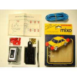 KW02 Kit warning 12 Volts MIXO