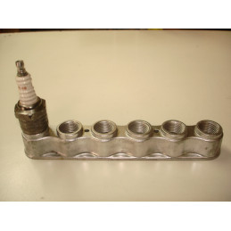 SB04 Support aluminium 6...