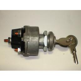 IC02 contacteur à clés 19 mm