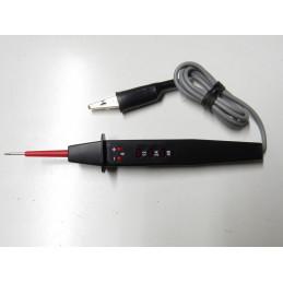 TC01 Appareil testeur de courant 6/12/24/48 Volts