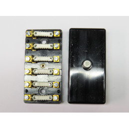 BFN6 boitier 6 fusibles...