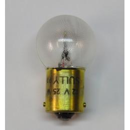 L1267 Lampe stop sphèrique BA15s 12 V 25W