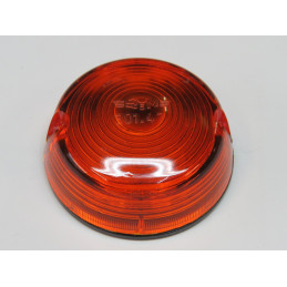 FR05 feux rond orange diamètre 68 mm