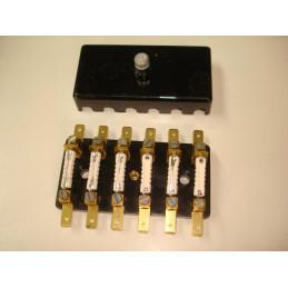 BFN6C boitier 6 fusibles...