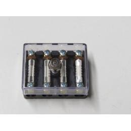 BFS4 boitier 4 fusibles...
